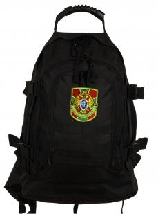 Универсальный трехдневный рюкзак с нашивкой Пограничной службы - купить в розницу