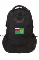 Универсальный вместительный рюкзак с нашивкой ФСПП