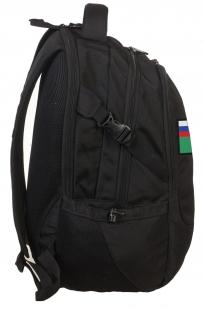 Универсальный вместительный рюкзак с нашивкой ФСПП - заказать с доставкой