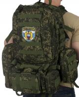 Универсальный военный рюкзак с нашивкой ФСО - заказать оптом