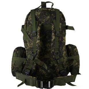 Универсальный военный рюкзак с нашивкой ФСО - купить выгодно