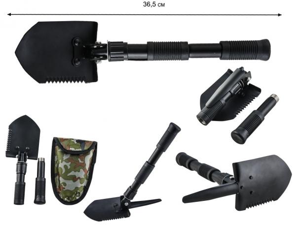 Тактическая складная саперная лопата Helikon-Tex