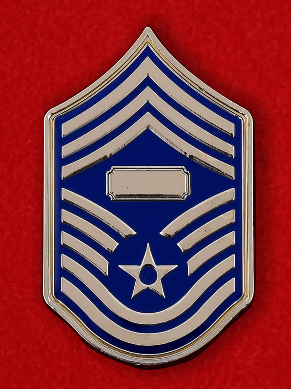 US Air Force Surgeon By Chief Master-Sergeant Nunes Challenge Coin - obverse