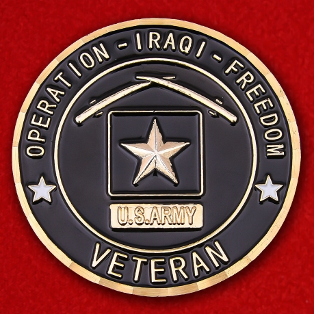 US Army Operation Iraqi Freedom Captain