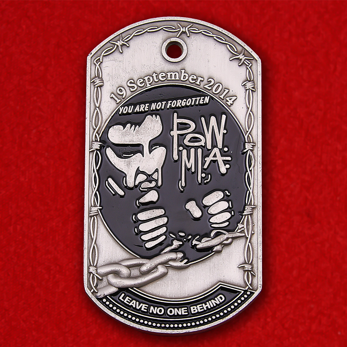 US Army POW-MIA Prisoners Of War Memorial Token