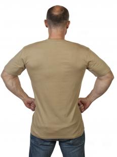 """Уставная футболка """"Армия России"""" с вышивкой по лучшей цене"""