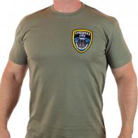 Уставная мужская футболка Спецназа ГРУ