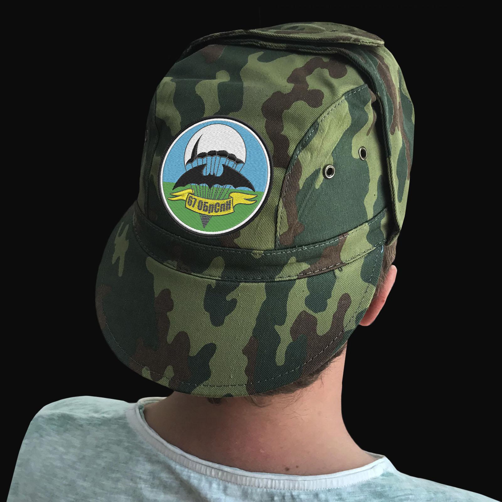 Тактические камуфляжные кепки с эмблемами разных отдельных бригад спецназначения