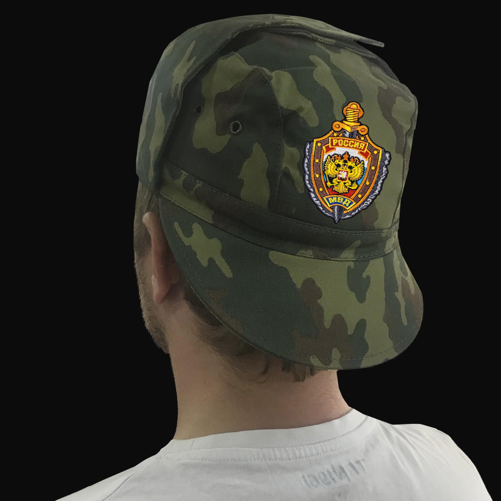 Кепки, бейсболки и другая одежда в дизайне Министерства Внутренних Дел РФ