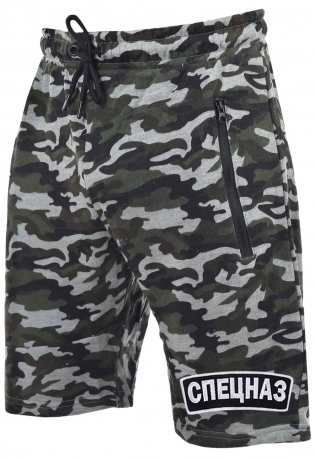 Крутые уставные шорты для русского Спецназа