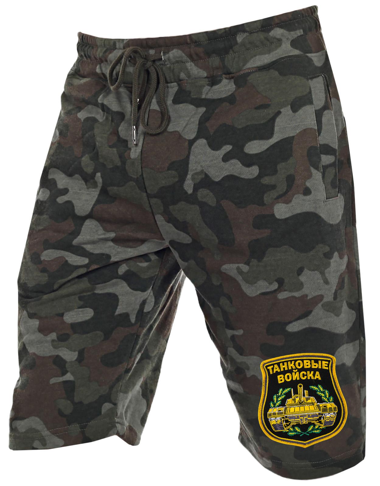 Уставные шорты к общеармейской форме.