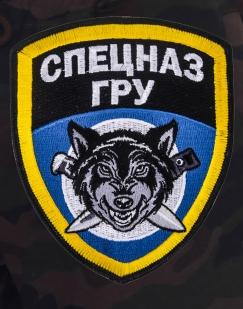 Уставные военные шорты Спецназа ГРУ