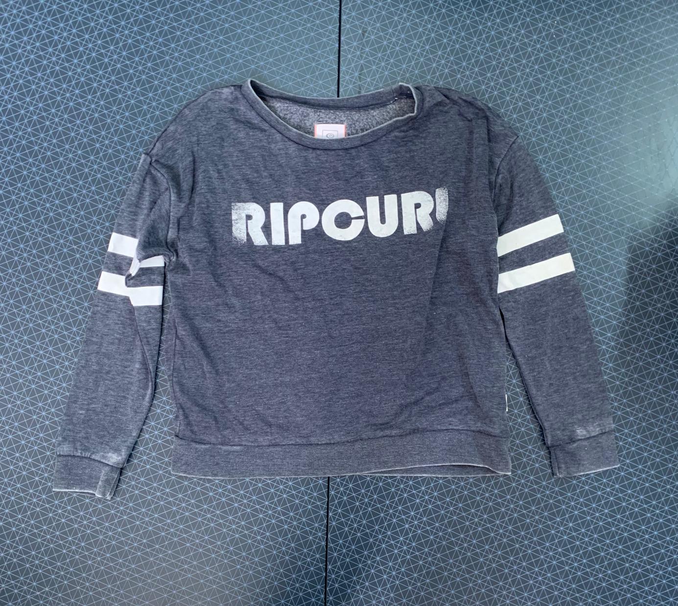 Утепленная брендовая кофточка от Rip Curl