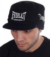 Боксёрам и спортсменам! Утеплённая мужская шапка на сезон осень-зима. Фирменная нашивка Everlast и знак качества Miller Way. ЗАБИРАЙ! Зима длинная, а количество ограничено