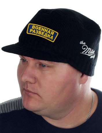Утепленная шапка с козырьком от Miller Way - купить выгодно