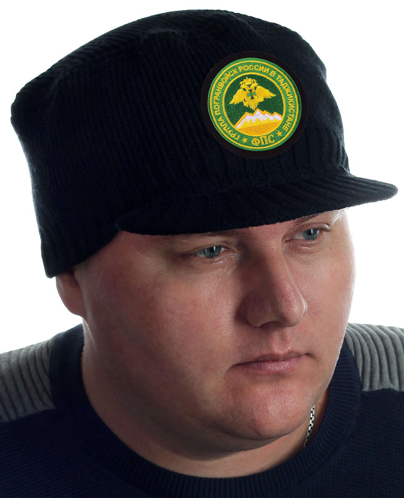 Купить утепленную стильную шапку с козырьком от Miller с доставкой в ваш город