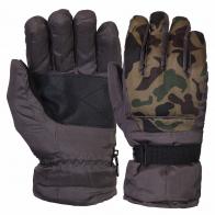 Утепленные мужские перчатки