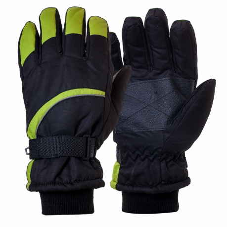 Утепленные перчатки для лыжников