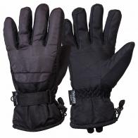 Утепленные перчатки на тинсулейте