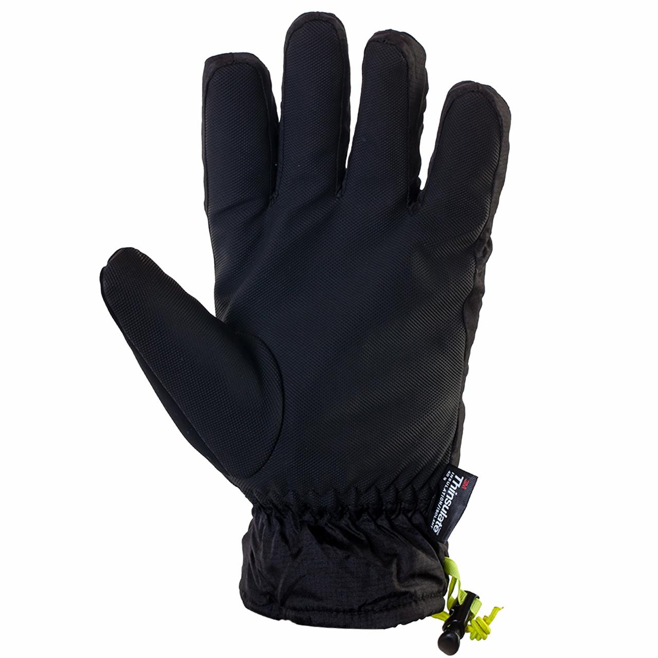 Утепленные зимние перчатки (флис + тинсулейт) заказать в Военпро