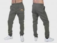 Утепленные зимние спортивные мужские штаны для охотника