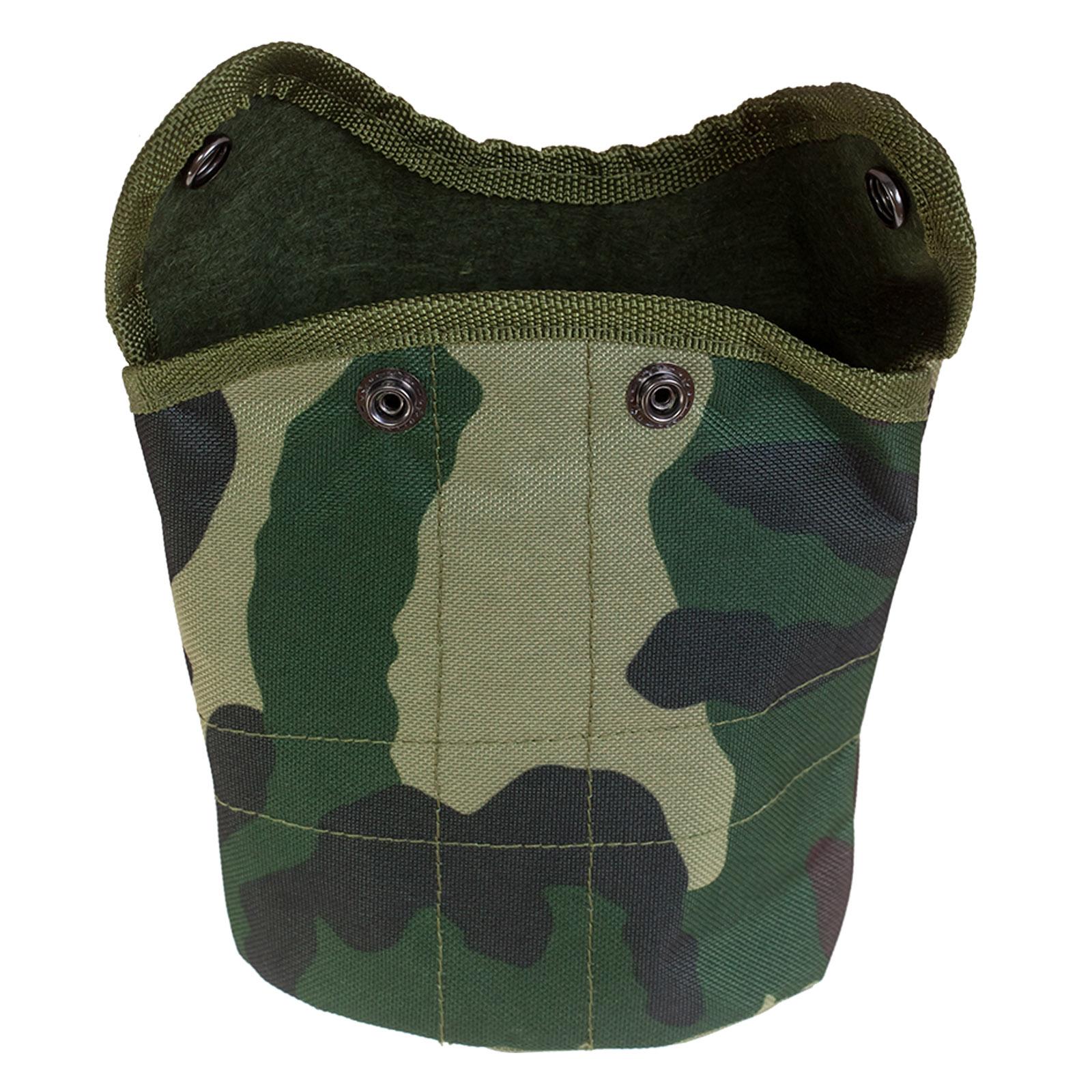 Армейские фляги с подсумками от интернет магазина Военпро