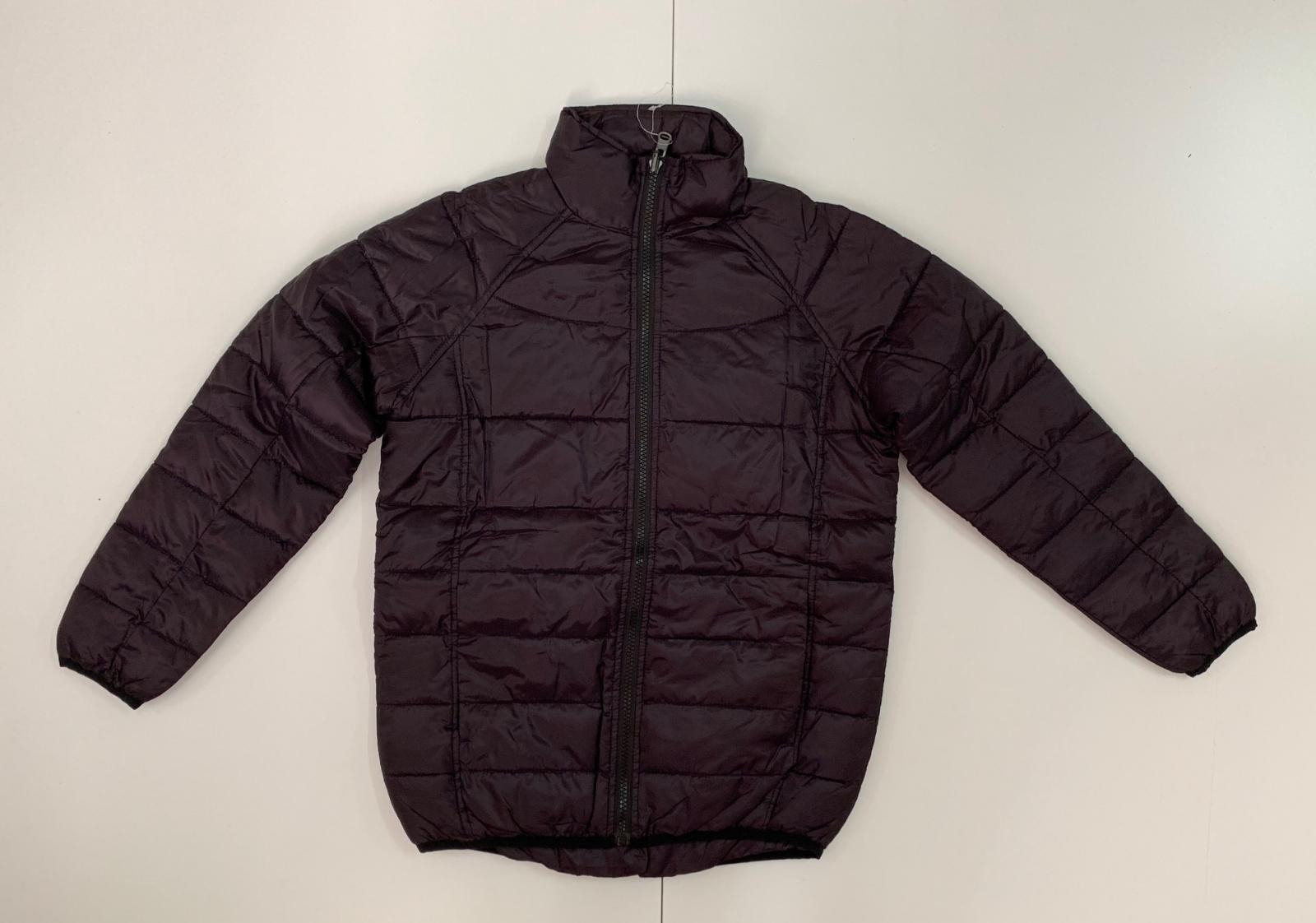 Уютная черная куртка для мужчин