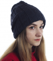 Уютная женская шапочка с теплым флисом для прогулок. Заказывай и не мерзни!