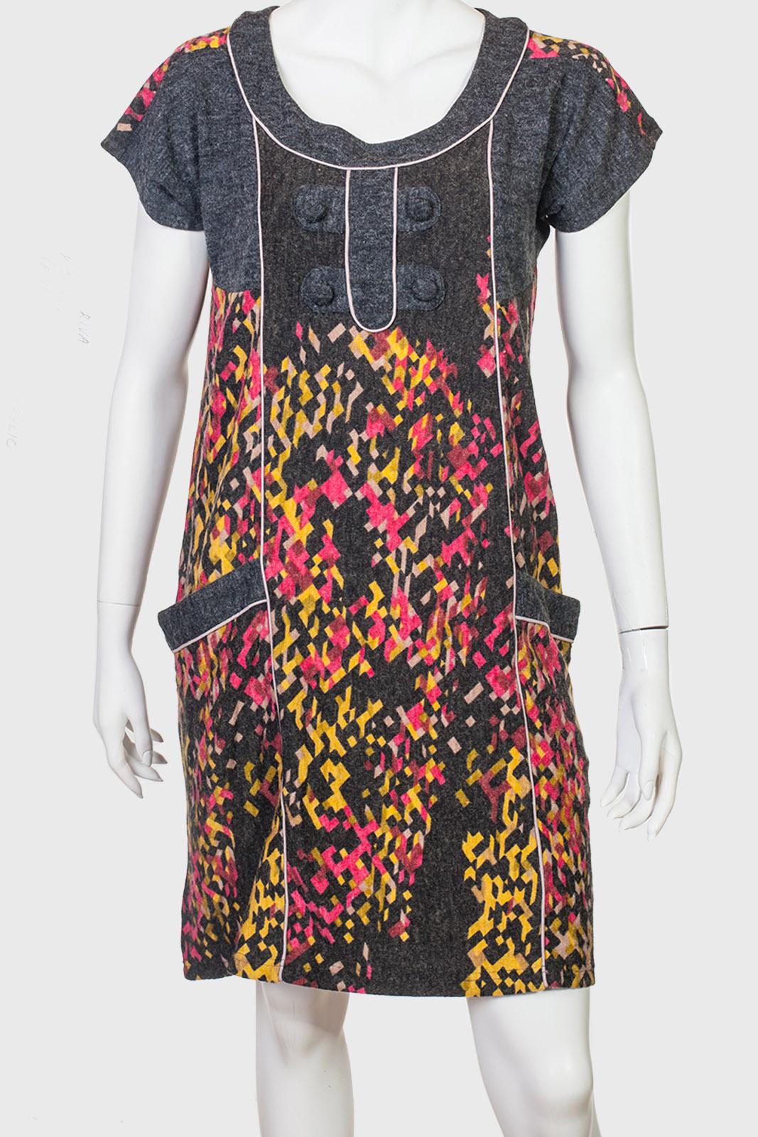 Уютное женское платье от бренда RIVA