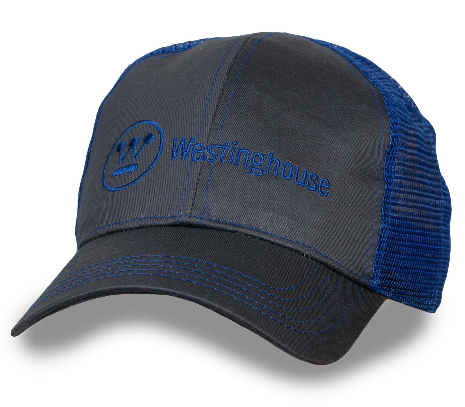 В СТИЛЕ URBAN! Отличная городская бейсболка с логотипом Westinghouse!