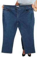 Вечная классика денима от дизайнеров Sheego® (Германия). Есть джинсы самых больших размеров для восхитительных пышек!