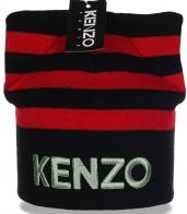 Великолепная женская шапка Kenzo