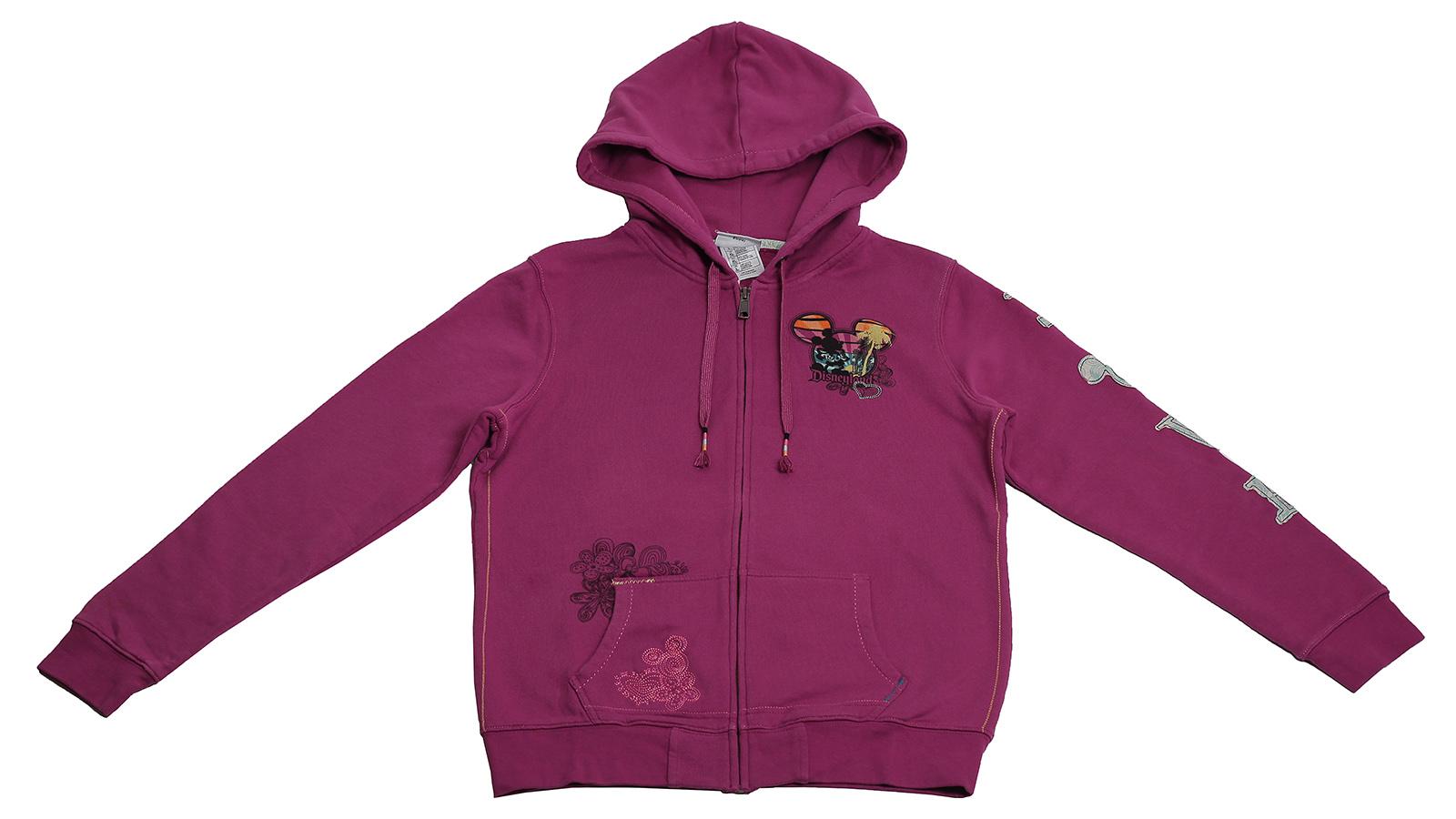 Великолепное брендовое худи с изумительной вышивкой и логотипом Disney