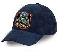 Вельветовая бейсболка для парней из военной разведки