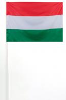 Венгерский флажок на палочке