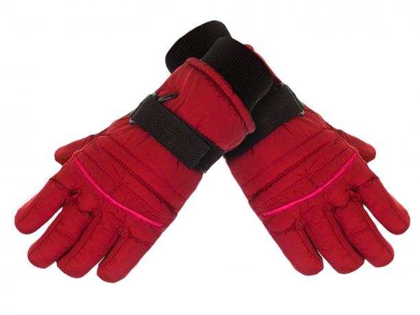 Купить ветрозащитные детские перчатки Polar