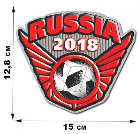 Футбольная наклейка ФИФА