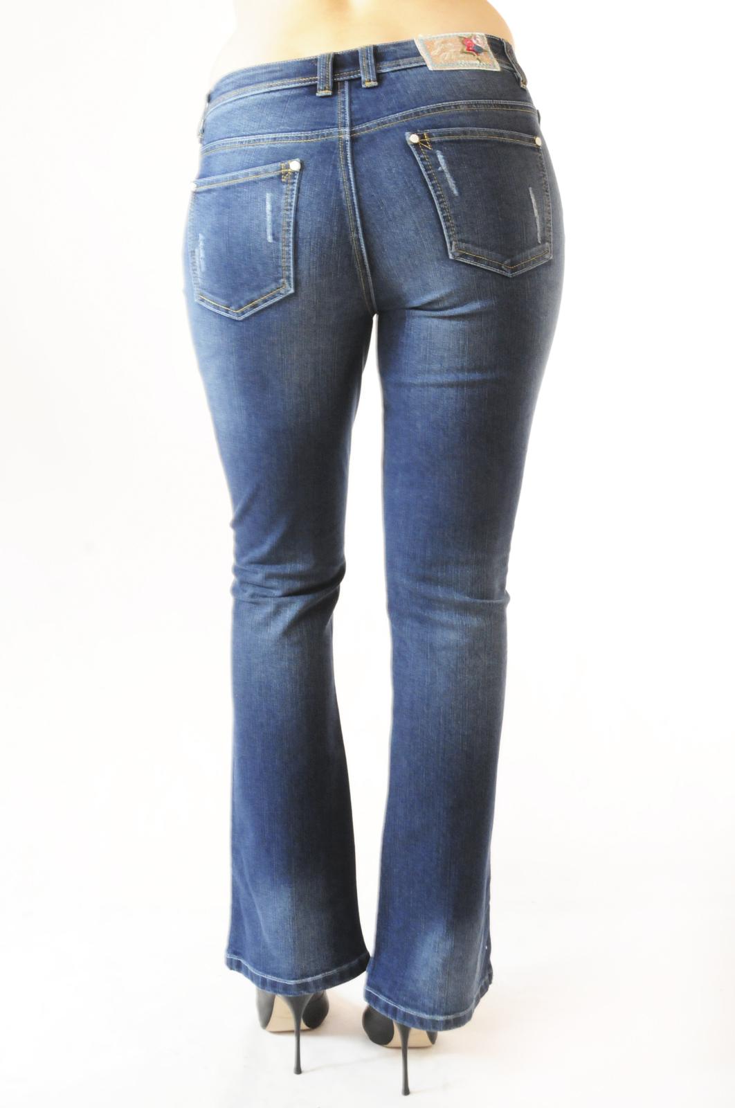 Винтажные джинсы премиум-класса в стиле 70-х от Joe Browns®