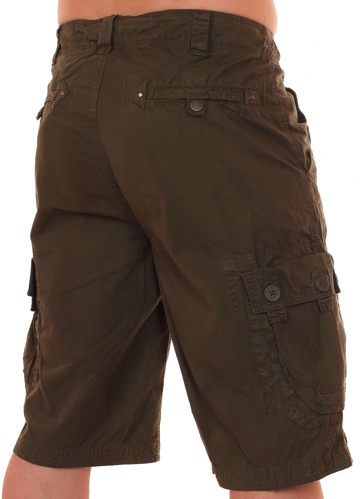 Заказать шорты для мужчин в стиле милитари от Refuel