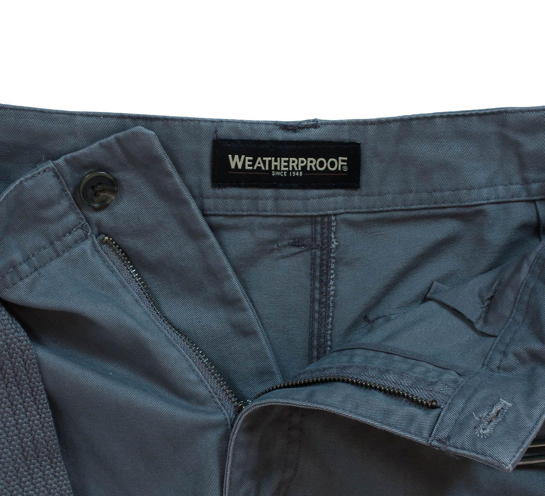 Винтажные шорты карго от Weatherproof - ярлык