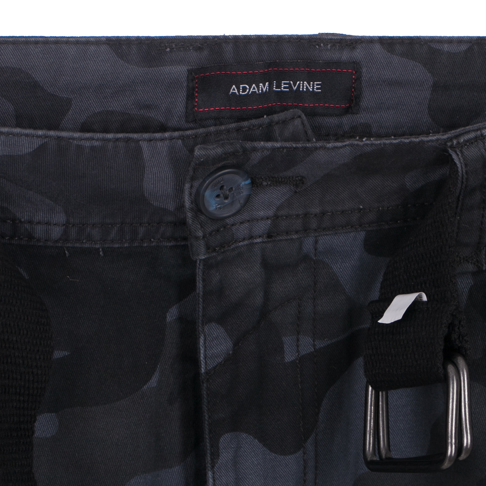 Винтажные шорты милитари от Adam Levine