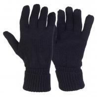 Вязаные перчатки зима