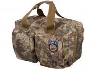 Вместительная заплечная сумка для походов с нашивкой ДПС