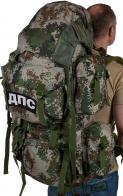 Вместительный армейский рюкзак с нашивкой ДПС