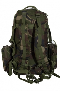 Вместительный армейский рюкзак с нашивкой ПОГРАНВОЙСКА - заказать в розницу