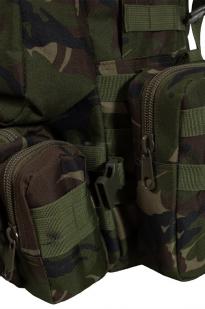Вместительный армейский рюкзак с нашивкой ПОГРАНВОЙСКА - заказать с доставкой