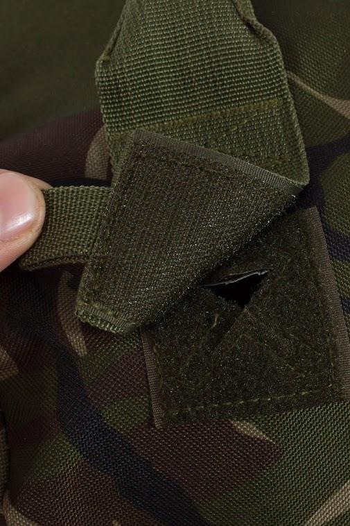 Вместительный армейский рюкзак с нашивкой ПОГРАНВОЙСКА - заказать в подарок