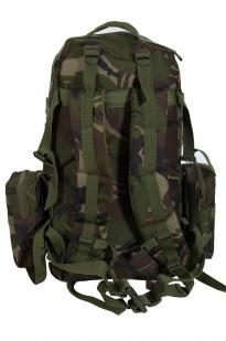 Вместительный армейский рюкзак с нашивкой ПС - купить оптом