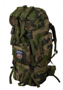 Вместительный большой рюкзак с нашивкой ДПС - купить онлайн