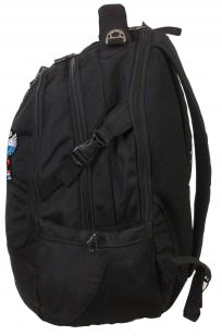 Вместительный эргономичный рюкзак с нашивкой Герб России - купить по низкой цене